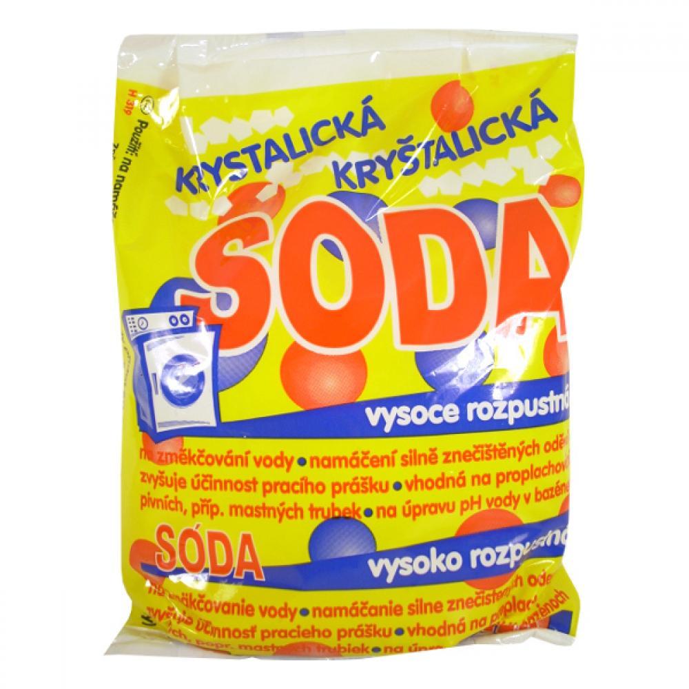 Soda kryštalická 1000 g Hlubna