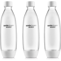SODASTREAM Fľaša FUSE 3Pack 1l biela