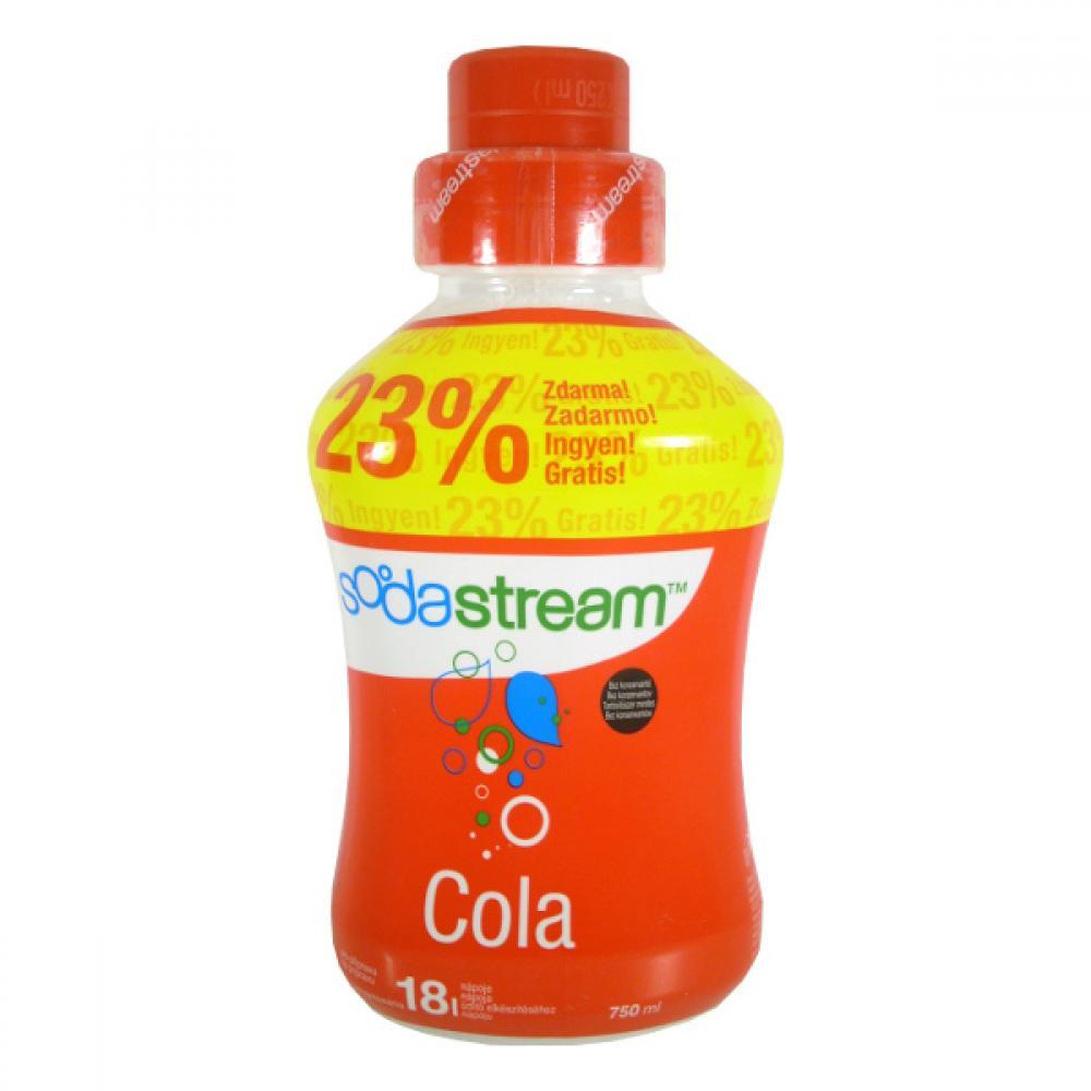 SODASTREAM Sirup Cola 750ml