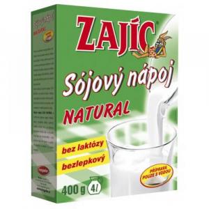 MOGADOR Zajac sójový nápoj natural 400 g