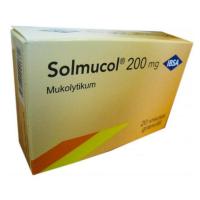 Solmucol 200 mg gra 1x20 vrecúšok
