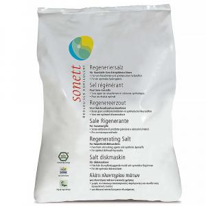 SONETT Regeneračná soľ do umývačky 2 kg