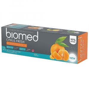 BIOMED Citrus Fresh zubná pasta 100 g
