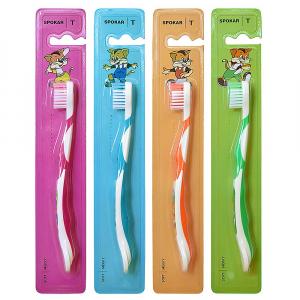 SPOKAR 3434 Tommy měkký zubní kartáček