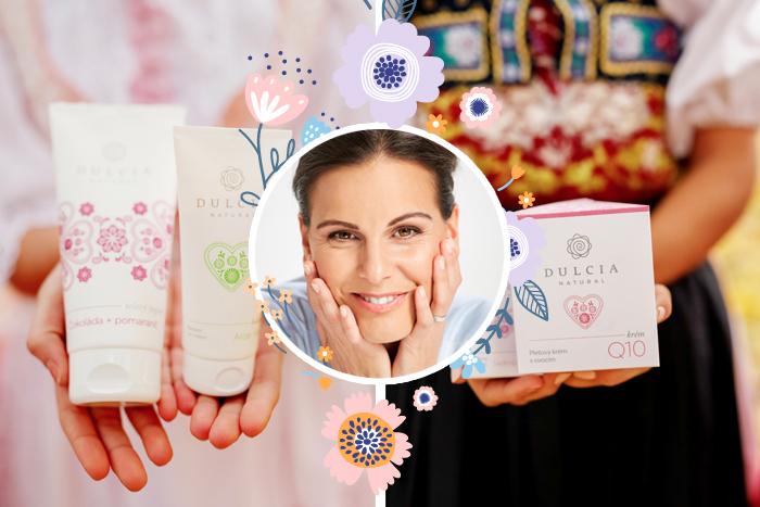 Spoznajte slovenský príbeh prírodnej kozmetiky DULCIA