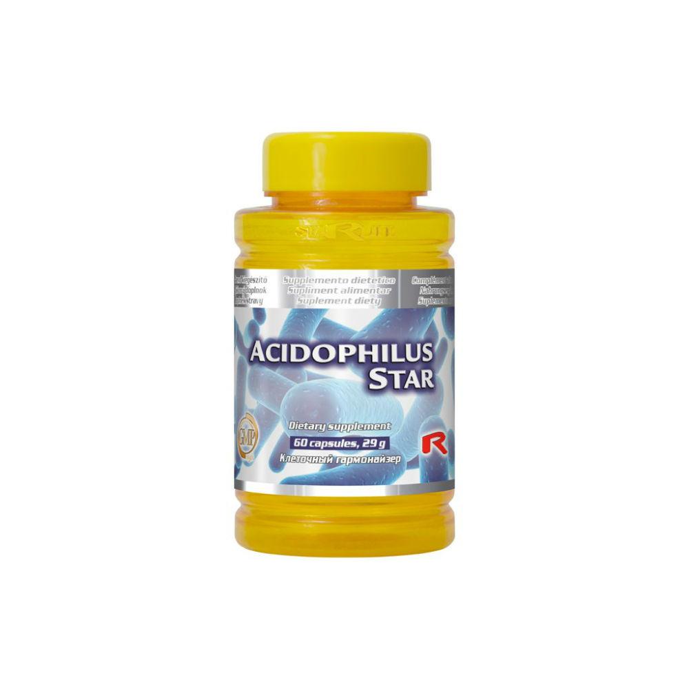 Acidophilus Star 60 cps.