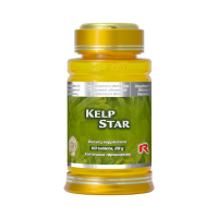 STARLIFE Kelp Star 60 tabliet