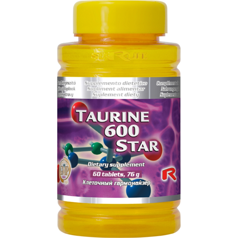 Taurín 600 Star 60 tbl