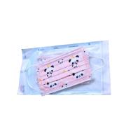 STERIWUND Ústenka detská ružová s gumičkami 5 kusov