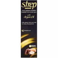 STREP Depilačný krém s arganovým olejom 50 ml