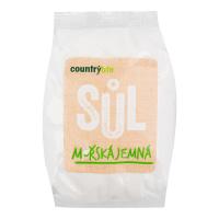 COUNTRY LIFE Soľ morská jemná 1 kg