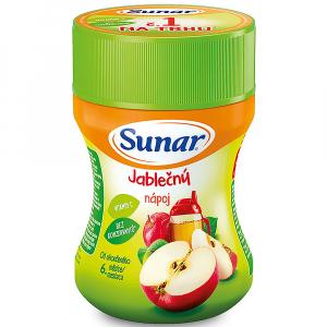 SUNÁREK Rozpustný nápoj jablko 200 g