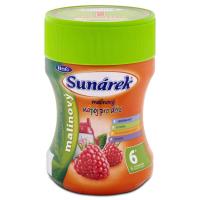 SUNÁREK Rozpustný nápoj malina 200 g