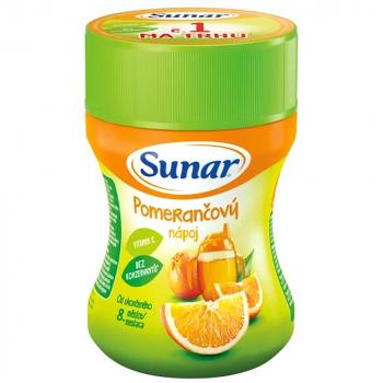 SUNAR Instantný nápoj Pomaranč 200 g