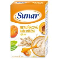 SUNÁREK Kašička ryžovo mliečna Marhuľová 225 g