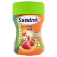 SUNÁREK Instantný nápoj Jahoda 200 g