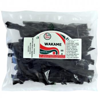 SUNFOOD Wakame sušené morské riasy 50 g