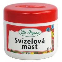 DR. POPOV svízelová masť 50 ml