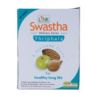 SWASTHA Triphala 60 kapslí podpora trávenia a detoxikácie