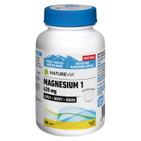 "SWISS NATUREVIA Magnesium ""1"" 420 mg 90 tabliet"