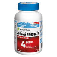 SWISS NATUREVIA Zdravá prostata 60 kapsúl