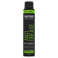 Syoss suchý šampón 200ml Anti Grease (mastné)