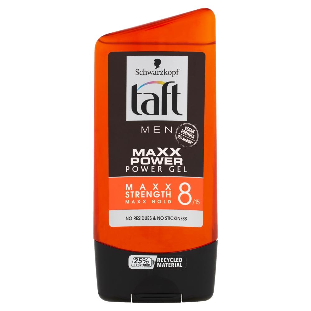 TAFT gél looks maxx power 150ml