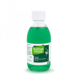 TANTUM VERDE 0,15% orálny roztok 240 ml