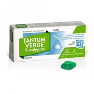 TANTUM VERDE Eucalyptus 3 mg 20 pastiliek