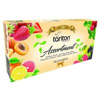 TARLTON Assortment 10 Flavour čierny čaj 100 sáčkov