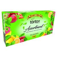 TARLTON Assortment 5 Flavour zelený čaj 100 vreciek