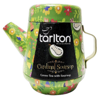 TARLTON Tea Pot Cardinal Soursop Green Tea  zelený čaj 100 g
