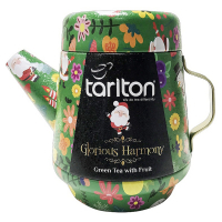 TARLTON Tea Pot Glorious Harmony Green Tea zelený čaj 100 g