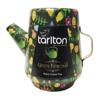 TARLTON Tea Pot Green Emerald zelený sypaný čaj 100 g