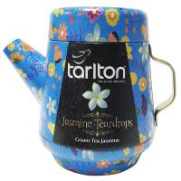 TARLTON Tea Pot Jasmine Teardrops zelený čaj 100 g