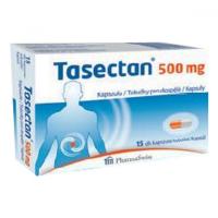 Tasectan 500 mg / 15 kapsúl