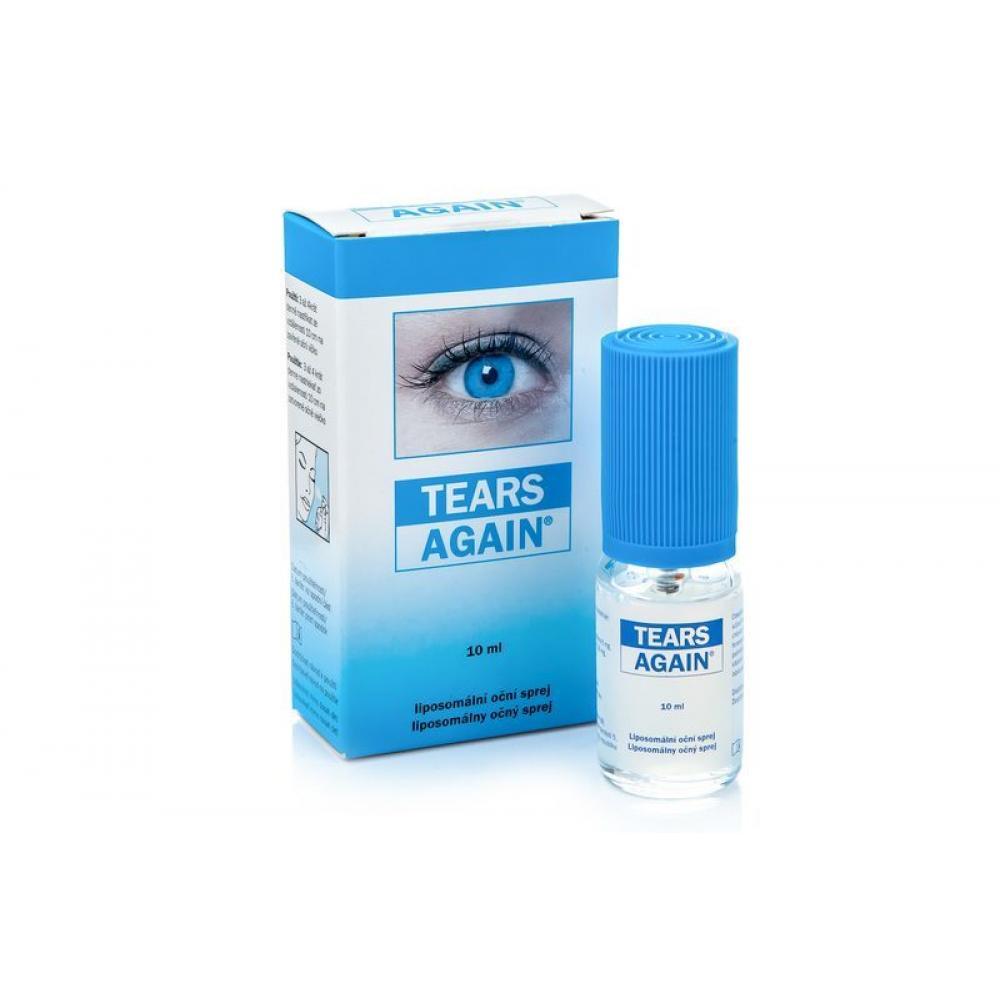 TEARS AGAIN očný sprej s lipozómami 10 ml