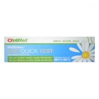 Tehotenský test IntiMed hCG Quick Test Midstream