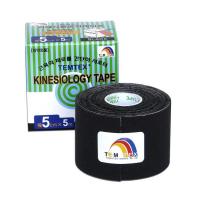 TEMTEX Tejpovacia páska čierna 5cm x 5m