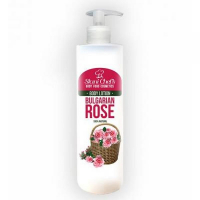 HRISTINA Telové mlieko Bulharská Ruža 250 ml