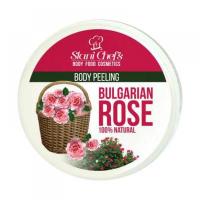 HRISTINA Telový peeling Bulharská ruža 250 ml