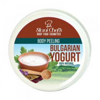 HRISTINA Telový peeling Bulharský jogurt 250 ml
