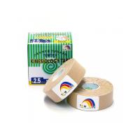 TEMTEX Kinesio tape Classic béžová tejpovacia páska 2,5 cm x 5 m 2 kusy