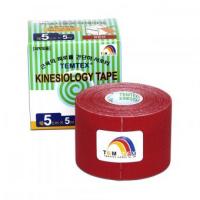 TEMTEX Tejpovacia páska červená 5cm x 5m