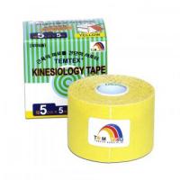 TEMTEX Tejpovacia páska žltá 5cm x 5m