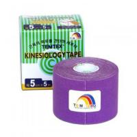 TEMTEX Tejpovacia páska Tourmaline fialová 5 cm x 5 m