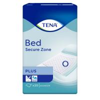 TENA Bed Plus absorpčné podložky 60 x 90 cm 20 kusov