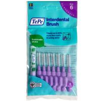 TEPE Medzizubné kefky fialové 1,1 mm 8 ks