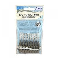 TEPE Medzizubné kefky šedé 1,3 mm 8 ks