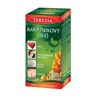 TEREZIA 100% Rakytníkový olej kvapky 10 ml
